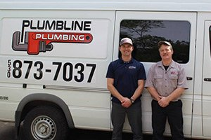 why choose Plumbline Plumbing